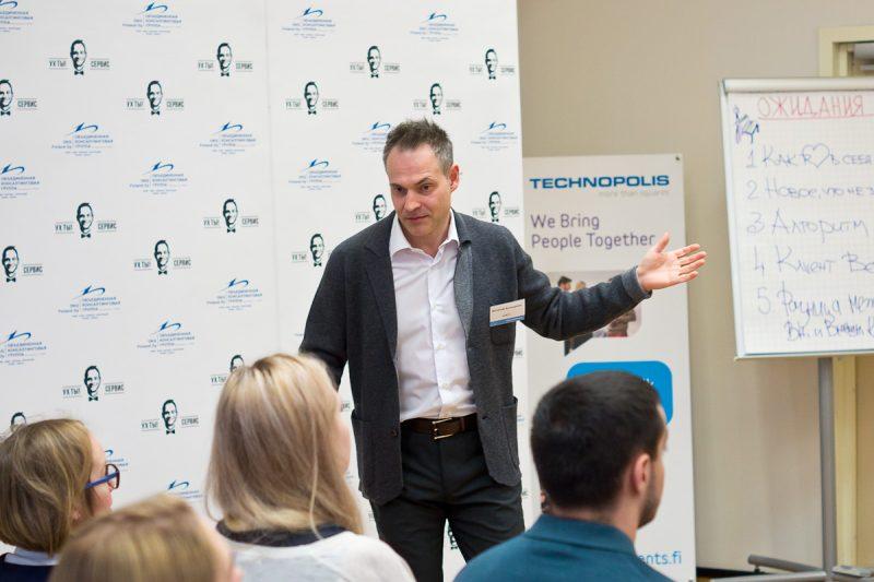 Виталий Антощенко — президент многопрофильного холдинга «Объединенная Консалтинговая Группа»