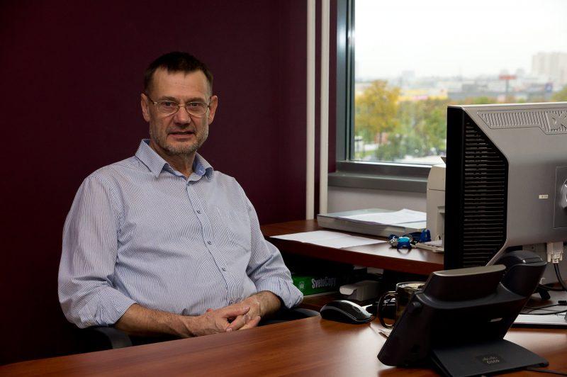 Генеральный директор «Эксиджен Сервисис» Дмитрий Крутиков